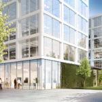 Bürogebäude Office V von Daimler